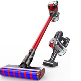 Dibea Vacuum cleaner,360 Cordless Tub And Tile Scrubber