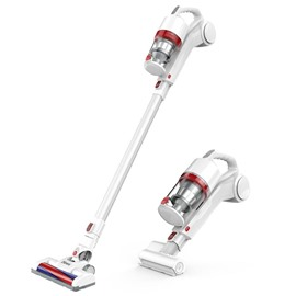 F Silent-Cordless Vacuum Cleaner ,Lightweight With High Power
