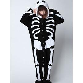 Skull Cosplay Costume for Women&Men Adult Pajamas