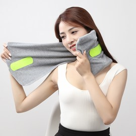 Super Soft Neck Support Travel Machine Washable Pillow