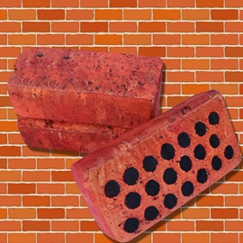 Stress Toy Use it Heat Someone Foam Brick