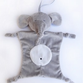 Baby Doll Infant Comfort Towel Sleeping Cartoon Animal Plush Doll Toys