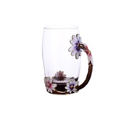 Top Selling Creative and Modern Glass Decorative and Economic Coffee and Tea Cups