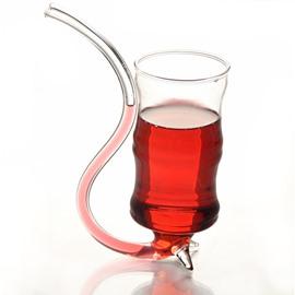 Creative Vampire Nozzle Wine Glass