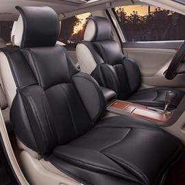 Luxurious Designed For Comfort PU Leatherette Universal Car Seat Covers
