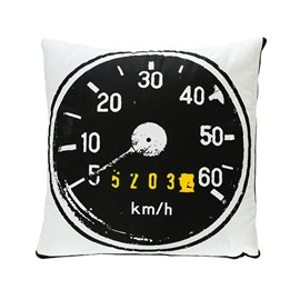 Fashionable Quillow Dash Board Cotton Blanket Car Pillow