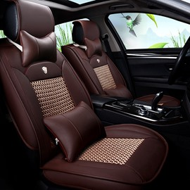 Ventilating Design Comfortable Casual Business Style Universal Car Seat Covers