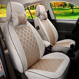 Fast Exothermic Breathable And Soft Dedicated Car Seat Cover