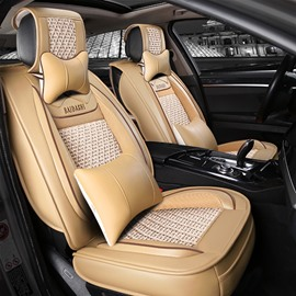 Classic Business Design Style High-Grade Substantial Universal Car Seat Cover