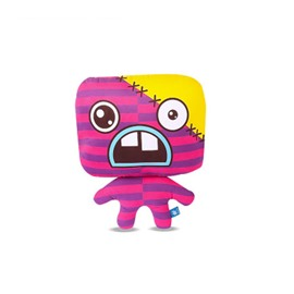 Very Surprise Terror Small Monster Cartoon Style Creative Car Pillow