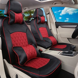 Fashionable Hit Classic Color Matched Design Attractive Universal Car Seat Cover