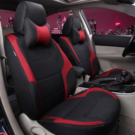 Cool Design Style Breathable Flax Material And Cost-Effective Car Seat Cover