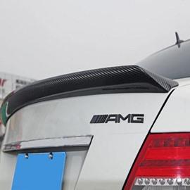 Special Sedan Carbon Fiber Trunk Lip Rear Spoiler