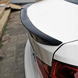 Special Car Fashional Carbon Fiber Trunk Boot Lip Spoiler