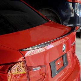 Special Car Bumpers Carbon Fiber Trunk Boot Lip Rear Spoiler