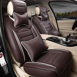 Cozy Durable Stretch-Resistant Attractive Universal Car Seat Cover