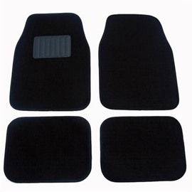 Super High Cost-Effective Velvet Material 4-Pieces Universal Car Seat Cover