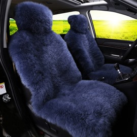New Comfortable And Soft Plush Warm Fashion Car Seat Cover