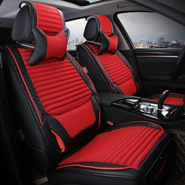 Popular Process With Mixed Material Craft Super Comfortable Universal Car Seat Cover