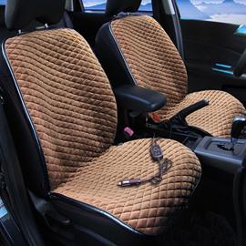 Fashion Fast Heating And Waterproof Universal Single Warm Winter Car Seat Mat