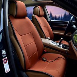 New Winter Popular Durable Heating Waterproof Multifunction 5-Sets Car Seat Mat