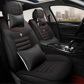 Unique Perfect Fashion Style Design Good Permeability Five Universal Car Seat Cover