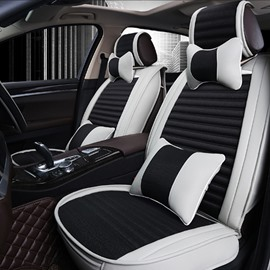 Casual Business Style Designed For Comfort Universal Car Seat Cover