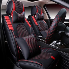 Luxury Super Cozy Mixing Durable Material Universal Five Car Seat Cover