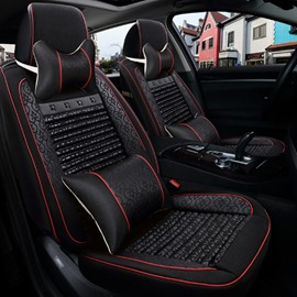 New Sport And Business Style Design With Durable Material Universal Five Car Seat Cover