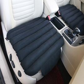 Unique 3D Design Velvet Surface Material And High-Grade Cotton Filler 1-Piece Black Front Car Seat Mat