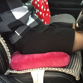 New Simple Soft Increased Mat Cost-Effective Colorful Car Seat Mat
