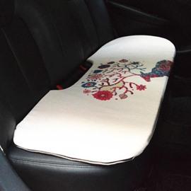 Fashion Cool 1-Piece Antlers Pattern Design Single Universal Car Rear Seat Mat