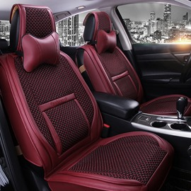 Charming Bright Color Style High-Grade Material Universal Five Car Seat Cover