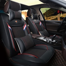 Ice Silk And Rayon Three-dimensional Cost-Effective Car Seat Covers
