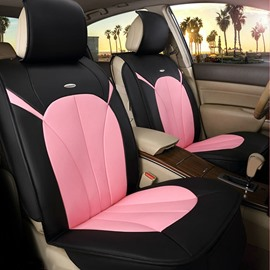 Princess wind Textured Durable In Use Genuine Leather Economic Car Seat Cover