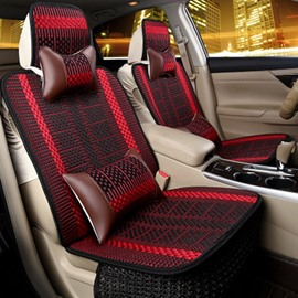 Beautiful Design Business Easy to Carry Ice Silk And Rayon Car Seat Cover