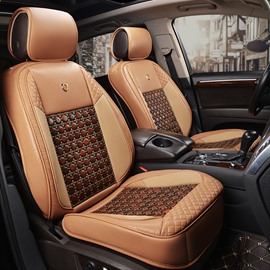 Health Business Improve The Environment Genuine Leather Car Seat Cover