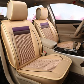 Durable In Use Simple No Electrostatic Ice Silk And Rayon Car Seat Cover