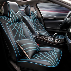 Modern Design Sport Easy To Clean Genuine Leather Car Seat Cover