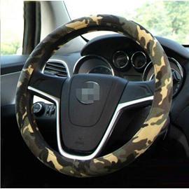 Camouflage Graffiti Classic Attractive Universal Steering Wheel Cover