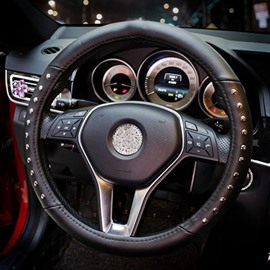 Steering Wheel Cover Leather Steering Wheel Cover For Car