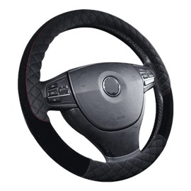 Wonderful Sense Of Touch Stereo Clipping Steering Wheel Cover