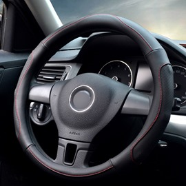 Fashionable Style Design Of Multiway Perforating PVC Leather Steering Wheel Cover