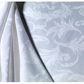 Amazing Floral Pattern Elegant Jacquard Print Full Cotton Sheet