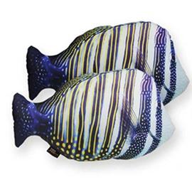 Vivid Cute Fish Design Decorative Throw Pillow