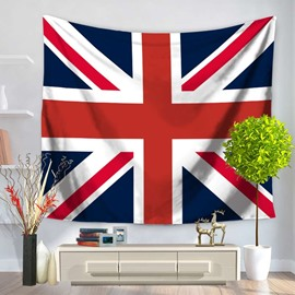 The United Kingdom Flag Design Decorative Hanging Wall Tapestry