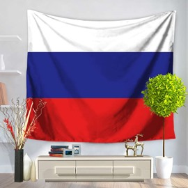 Russian Federation Flag Design Decorative Hanging Wall Tapestry