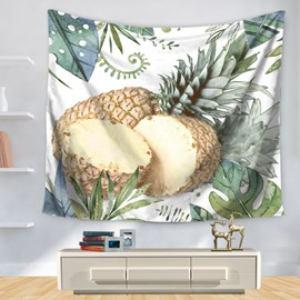 The Wizard of Oz with Huge Pineapple Decorative Hanging Wall Tapestry