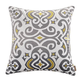 Polyester Material Stitching Technics Cushion Type Goose Down Filler Throw Pillow