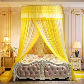 Encrypted Mesh And Exquisite Polyester Hanging Bed Nets/Canopy
